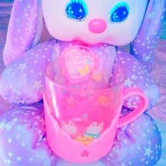 Tini Candy vintage cup♡ picture is like dear Ribbon and Mannequin(♡´ u`☆)~~♡☆