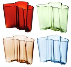Aalto vase, any color! From Finland!