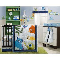 My future sons room! :) Love it!