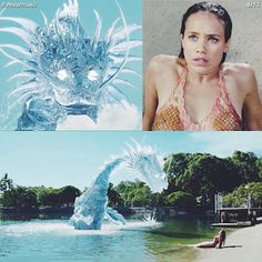 Mimmi and the Water Dragon