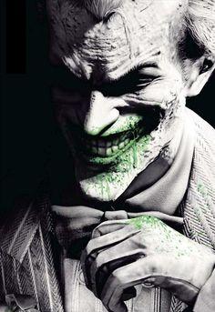 The Joker...love this piece OMG!