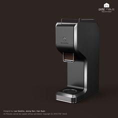Benz / Coffee Machine / Product design / Industrial design / 제품디자인 / 산업디자인 / 디자인교육_PDF HAUS Design Academy