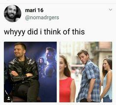 avengers Infinity war meme