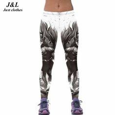 Classic 3D Print Women Sport Leggings Sexy Fitness Pants Female Elastic Running Gym Clothes