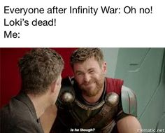 Hilarious memes all Marvel fans will understand Really Funny, Funny Cute, The Funny, Dc Memes, Marvel Memes, Marvel Funny, Loki Funny, Marvel Cinematic, Marvel Avengers