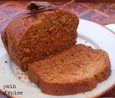 Le pain d'épice préféré de Mercotte