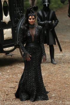 Once Upon A Time...Lana Parrilla as Regina Mills / Evil Queen