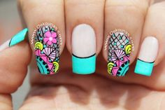 47 Super ideas for pedicure ideas summer french fashion Spring Nails, Summer Nails, Flower Pedicure Designs, Yellow Toe Nails, Magic Nails, French Tip Nails, Stylish Nails, Manicure And Pedicure, Pedicure Ideas
