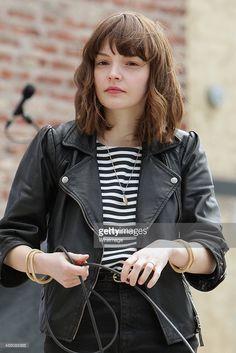 Lauren Mayberry's bangs