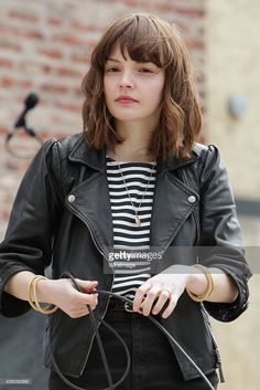 Lauren Mayberry's bangs