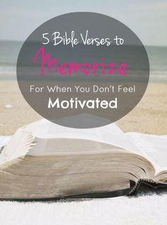 Bible Verses for Motivation to Work Hard (Beautiful Scripture cards)