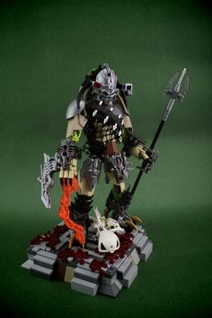 """lego_predator4"" by cid1943: Pimped from Flickr"