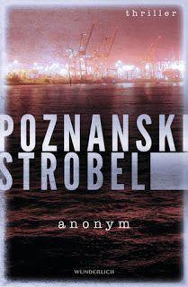 """Ursula Poznanski und Arno Strobel zeigen, was für ein großartiges Team sie gemeinsam sind. """"Anonym"""" ist spannend, verstörend und bietet grausame Details, was die Morde angeht. Nervenkitzel ist vorprogrammiert."""