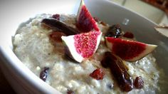Dýňový džem se skořicí – Z mojí kuchyně Oatmeal, Breakfast, Food, The Oatmeal, Morning Coffee, Rolled Oats, Essen, Meals, Yemek
