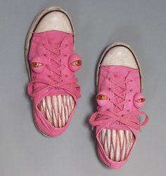 Gwen Murphy y sus zapatos!