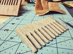 We are loving the new comb design. #beardcomb #redoak #wood #woodisgood #woodencomb #cuttingmat #handmade #handcrafted #beeswax #oil #beardoil #beardbalm #beard #beards #beardsofinstagram #gear #groom #diy #backroads #giftsforhim