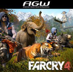 Far Cry 4 es una nueva entrega de esta saga de acción en primera persona, que nos lleva esta vez al Himalaya, a la región de Kyrat, para enfrentarnos a una especie de tirano que se ha proclamado rey de la zona y se comporta de manera brutal con los habitantes. Si te gusta la aventura compralo y juégalo.