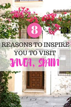 Javea is an underrated town in Spain. There are so many beautiful things to do and here are 7 reasons to inspire you to visit Javea, Spain. Javea Spain, Alicante Spain, Cold Light Of Day, Valence, Moraira, Travel Advice, Travel Tips, Travel Ideas, Travel Articles