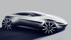 DB10 Concept sketch
