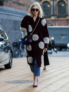 15 Killer Outfit Ideas From Copenhagen's Coolest Girls via @WhoWhatWearUK
