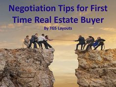 10 Negotiation Tips for the first time home buyer story released via @TGSLayouts