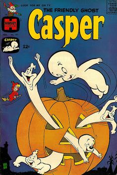 Casper The Friendly Ghost  Comic Book - #101, dated January 1967