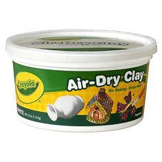 Crayola 2.5lb Air Dry Clay
