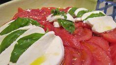 Tritxo Recetas: Tomate & Mozzarella