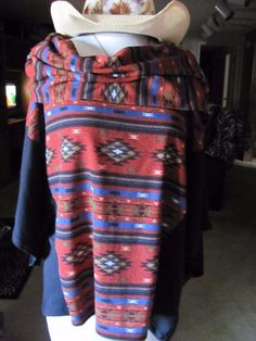 Tva Ladies Plus Size Aztex Print Shirt Brand New LightWeight Super cute #Tva #CowlNeckDolmanSLeeve #Any