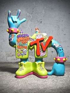 "MTV Toy ""Scary Monsters and Super Creeps"" - Hayes"
