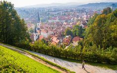 20 One-Week Vacations to Take In-Between Jobs - One Week in Ljubljana, Slovenia