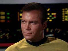 Star Trek Season 1 Episode 1 - The Man Trap (8 Sep. 1966), Captain James T. Kirk (William Shatner)