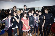 Jeno, Taeil, Jaehyun, Hansol, Doyoung, Donghyuck, Ten, Taeyong, Jaemin, Jisung, Yuta, Mark and Johnny #SMROOKIES