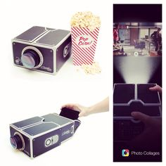 Smartphoneprojector for iPhone, Samsung, Htc etc.