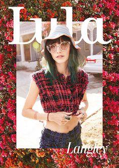 UK発のファッション誌『Lula(ルラ)』、日本版が講談社より発売決定の写真1