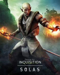 Dragon Age: Inquisition ~ Solas, The Mind