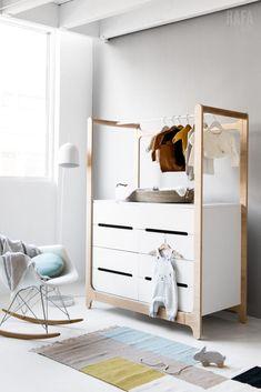 Nursery room with H Dresser from Rafa-kids – Rafa-kids – Dresser Decor Nursery Furniture, Plywood Furniture, Cheap Furniture, Home Furniture, Furniture Design, Furniture Dolly, Furniture For Kids, Plywood Floors, Furniture Removal