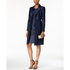 c3cefa0ce9 Kasper Beaded Coat   Sheath Dress Suit Women - Wear to Work - Macy s