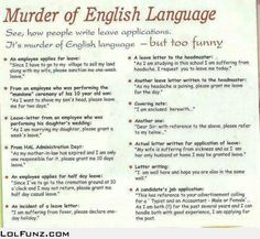 RIP English