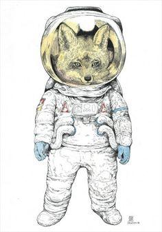 I'm a spacefox