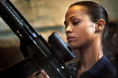 Cataleya (Zoe Saldana) Colombiana                     Top 5000           Colombiana