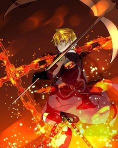 Oz B-Rabbit | Pandora Hearts