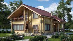 Проект дома из бревна с мансардным этажом Outdoor Decor, Home Decor, Decoration Home, Room Decor, Home Interior Design, Home Decoration, Interior Design