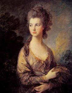 17th century hair