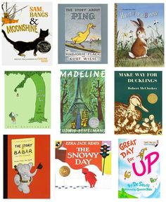 Make Way For Ducklings was by far, my favourite story in elementary school.I renewed that book out of the library many a time.