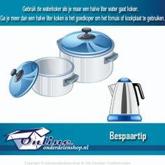 tips- #waterkoker #fornuis #kookplaat