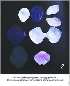 Хочу предложить вашему вниманию мини-мастер-класс по созданию цветка орхидеи из замечательного материала фоамирана. Данный мастер-класс подойдет для рукодельниц, которые уже знакомы с фомом и с молдами и пробовали с ними работать. Если у вас появятся вопросы в процессе изготовления, обязательно обращайтесь. Нам понадобится: - фоамиран белого цвета; - сухая пастель розового цвета; - клеевой…