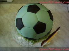 МК-ы по тортам на тему спорт-Sport tematski torta tutoriali - Мастер-классы по украшению тортов Torta uređenje Tutoriali (Kako je) Tortas Paso Paso