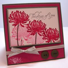 i STAMP by Nancy Riley: KIND AND CARING THOUGHTS - could use Too KIND stamp set