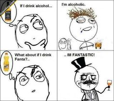 The Troll Face comic. Troll Face comic Vol. If I drink. Crazy Funny Memes, Really Funny Memes, Stupid Funny Memes, Funny Relatable Memes, Funny Texts, Funny Stuff, Funny Things, Derp Comics, Rage Comics